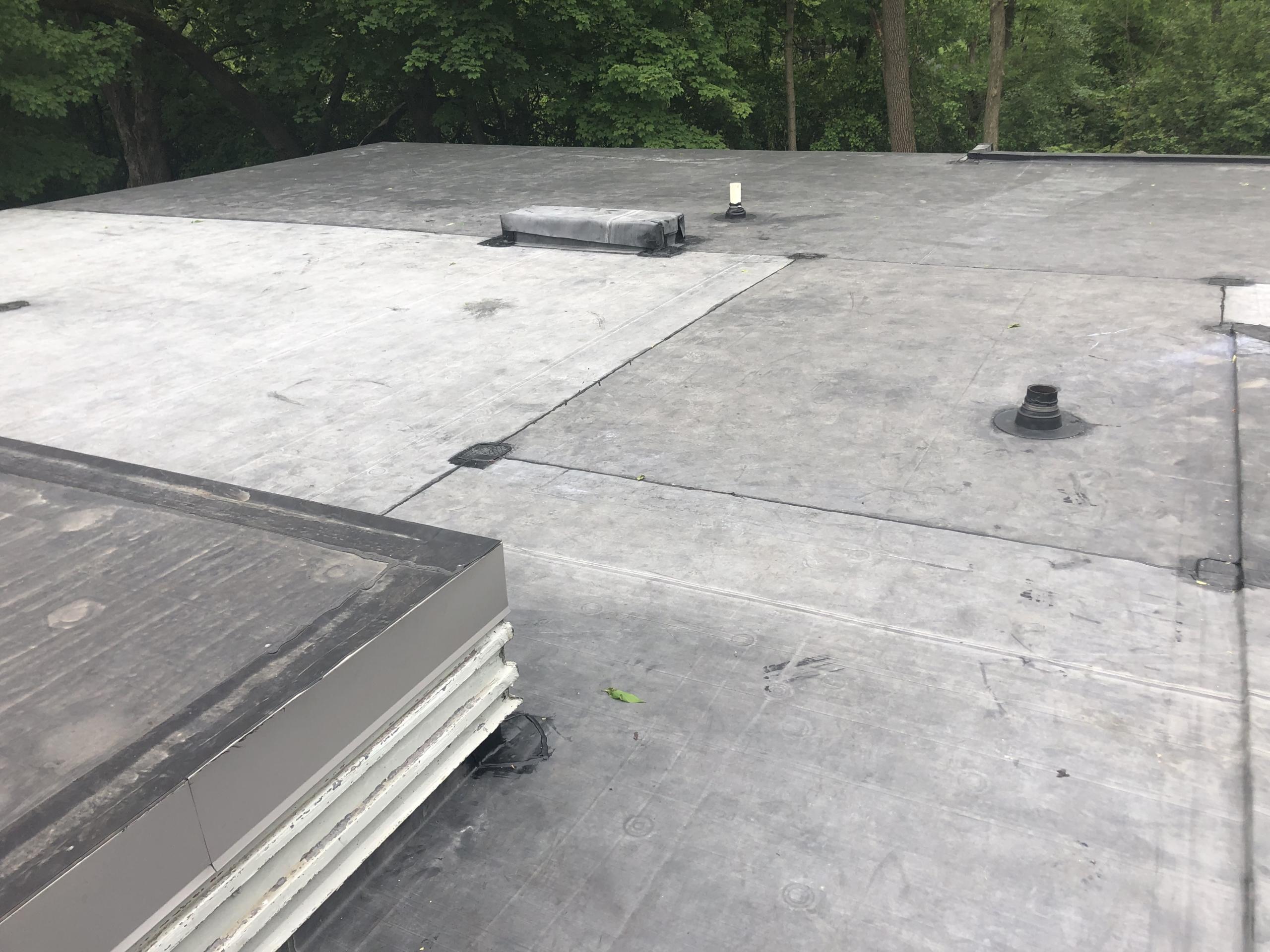 Wisconsin Roofing LLC | Best Work | Flat Deck | Brookfield
