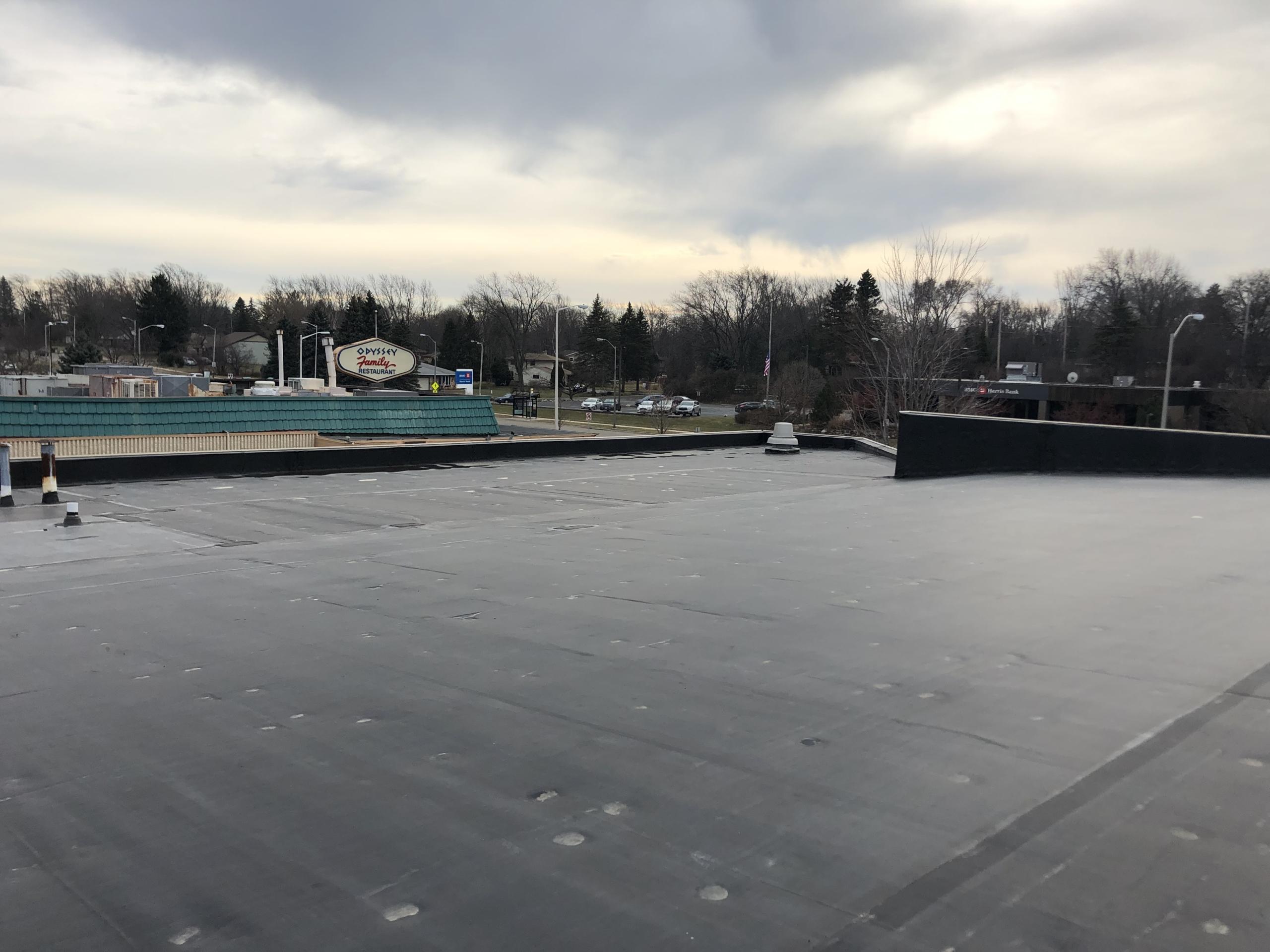 Wisconsin Roofing LLC | Commercial | Flat Roof | Menomonee Falls