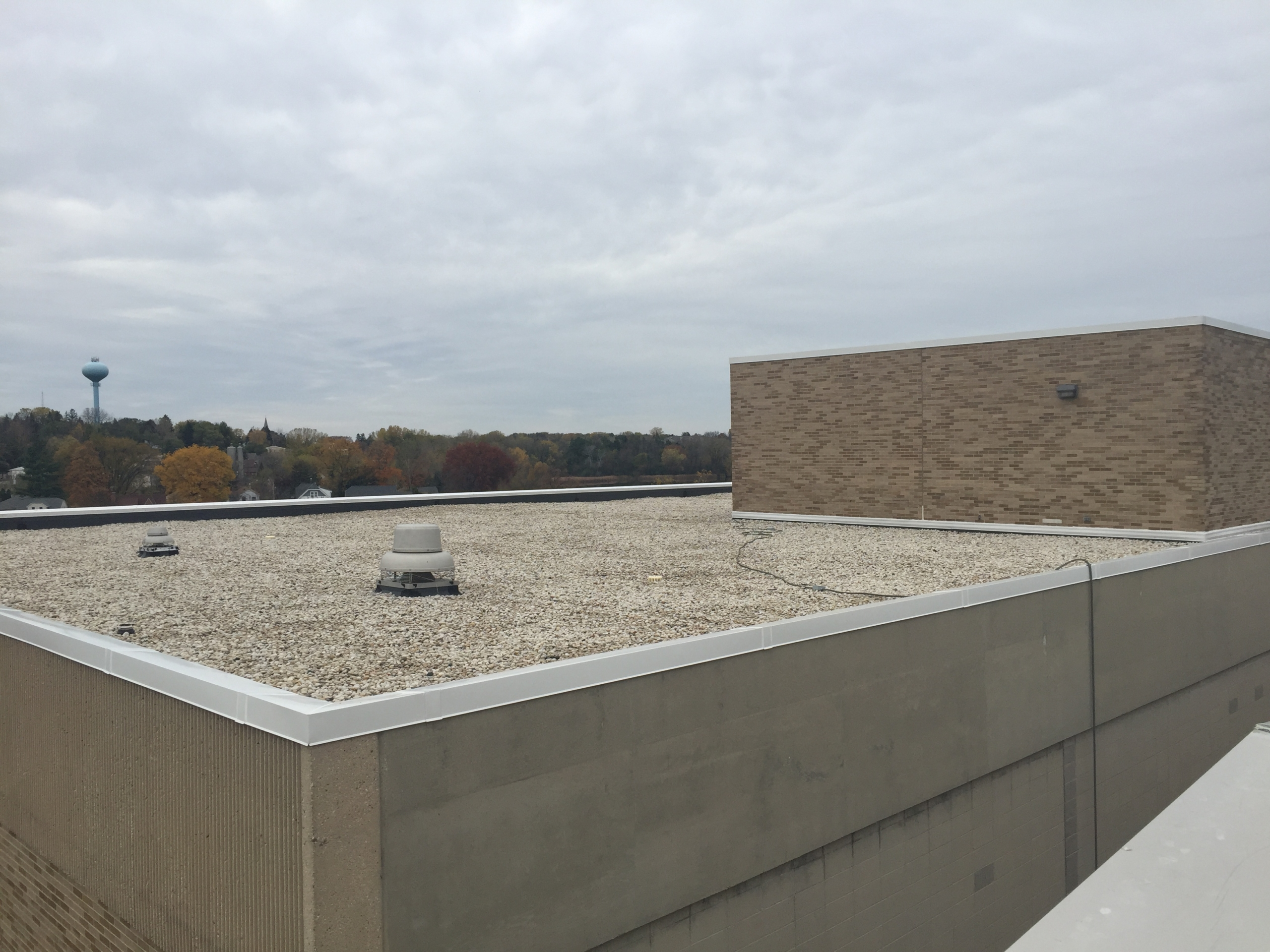 Wisconsin Roofing LLC | Commercial | Flat Roof | Pewaukee
