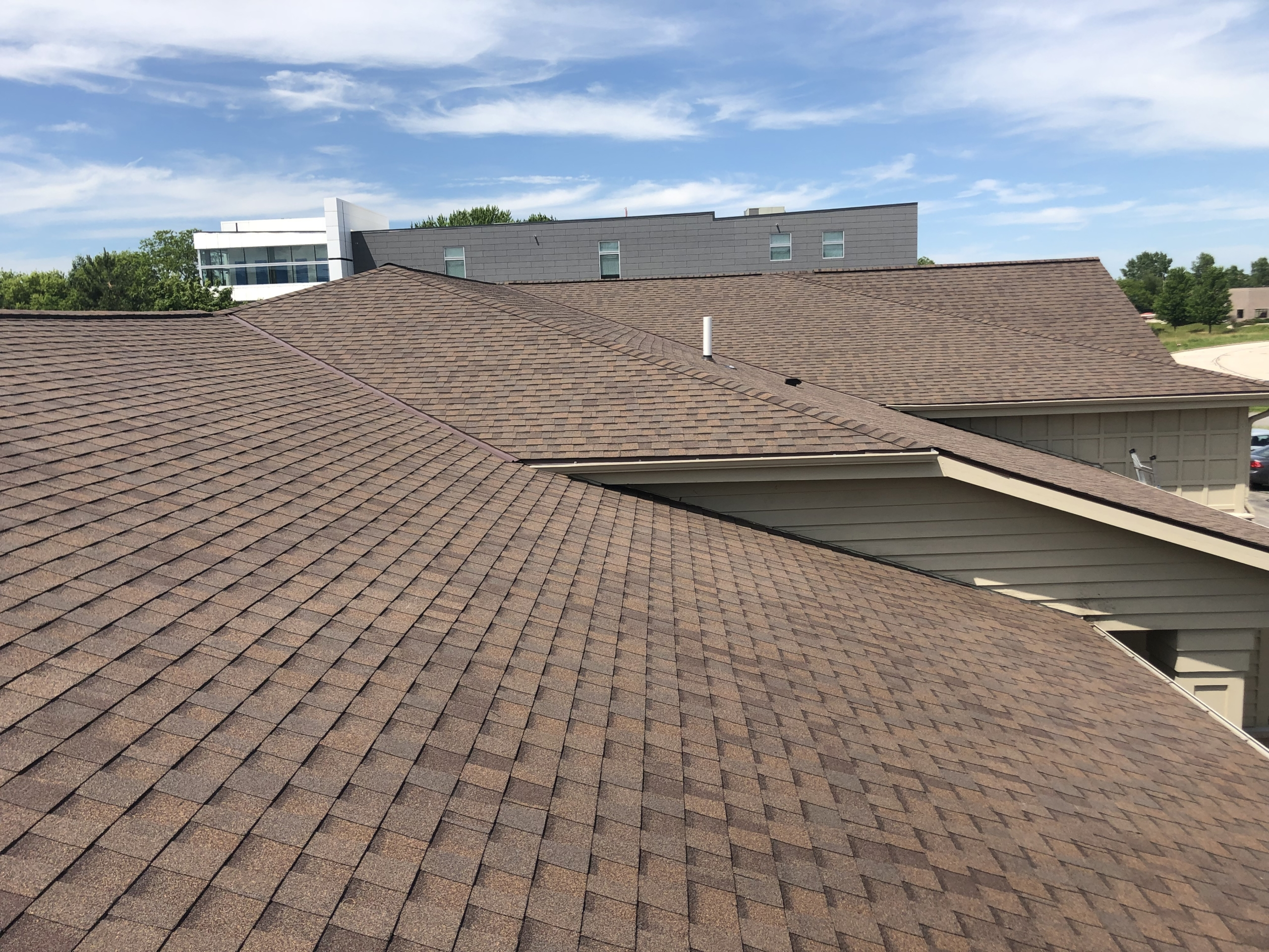 Wisconsin Roofing LLC | Commercial | Shingle Roof | New | Hartland