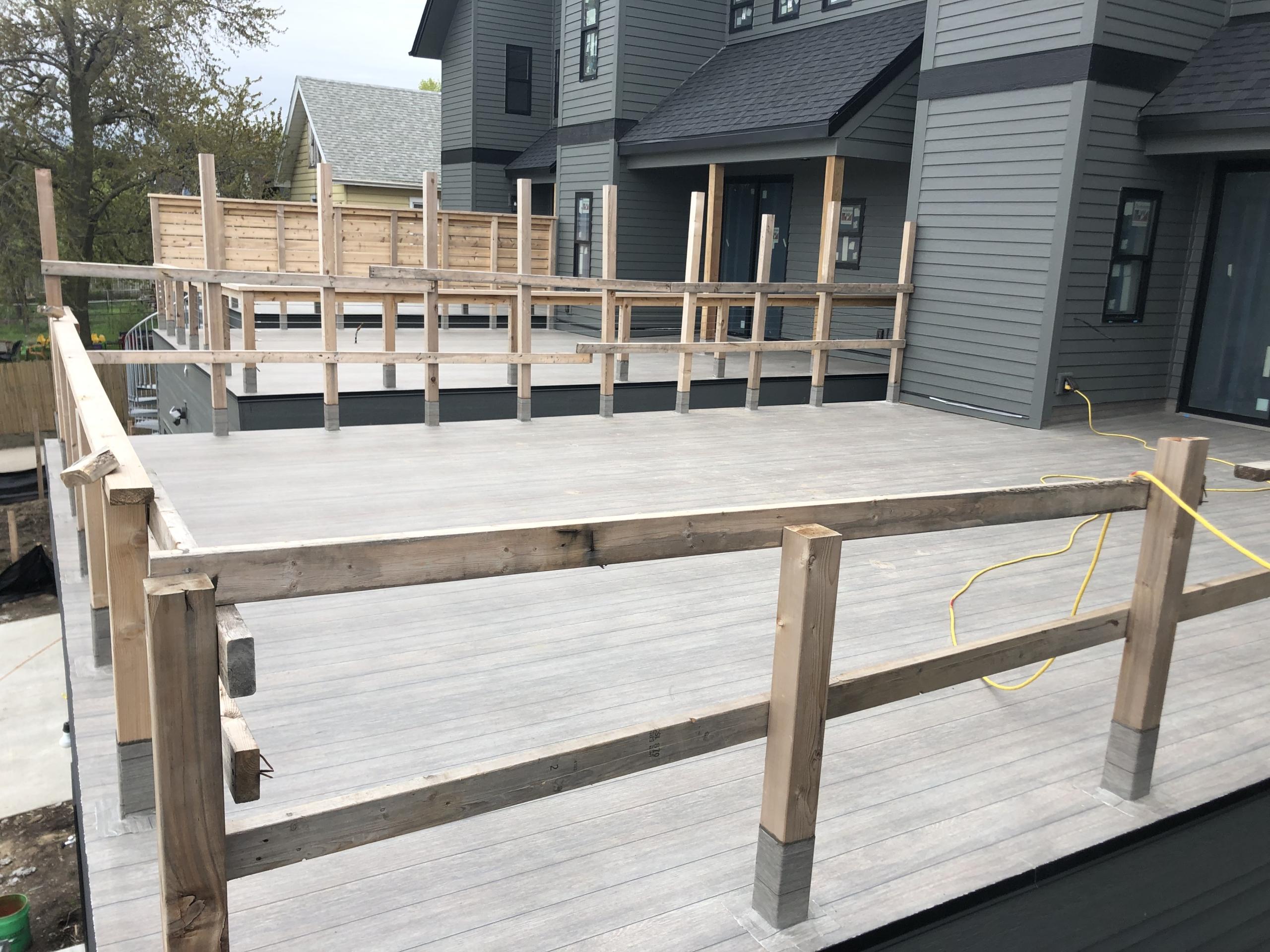 Wisconsin Roofing LLC | Dec Tec | Flat Deck | Brookfield