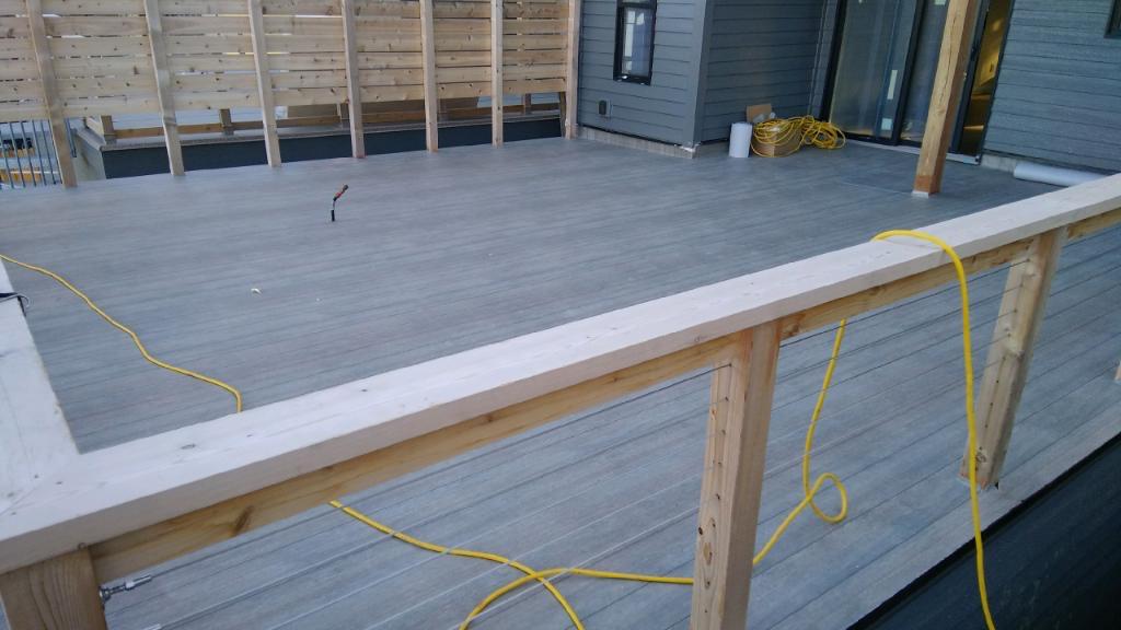 Wisconsin Roofing LLC | Dec Tec | In Progress | Milwaukee