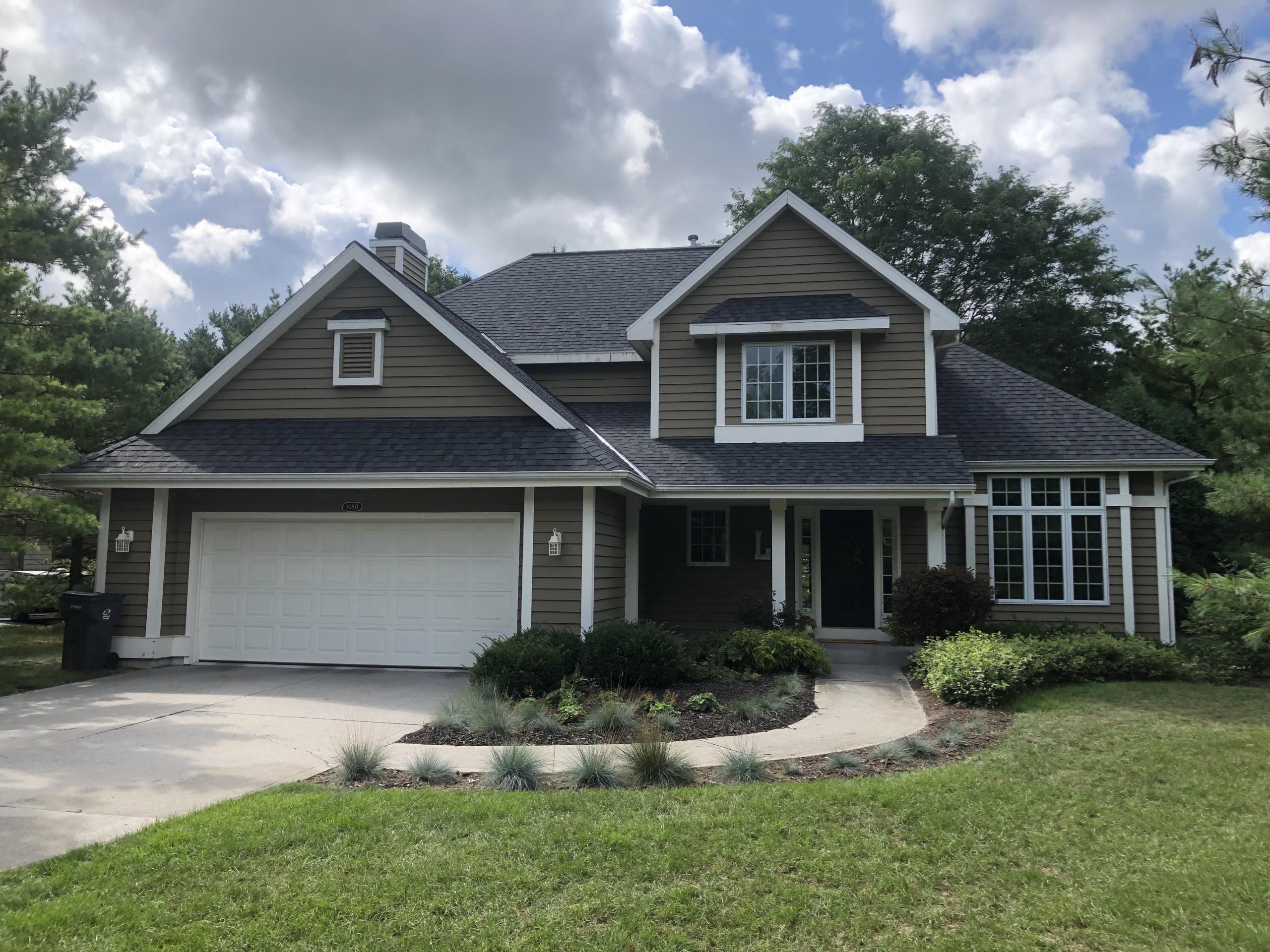 Wisconsin Roofing LLC | Kohler WI | CertainTeed Landmark Pro Moire Black | Re-roof | Gutter Guards