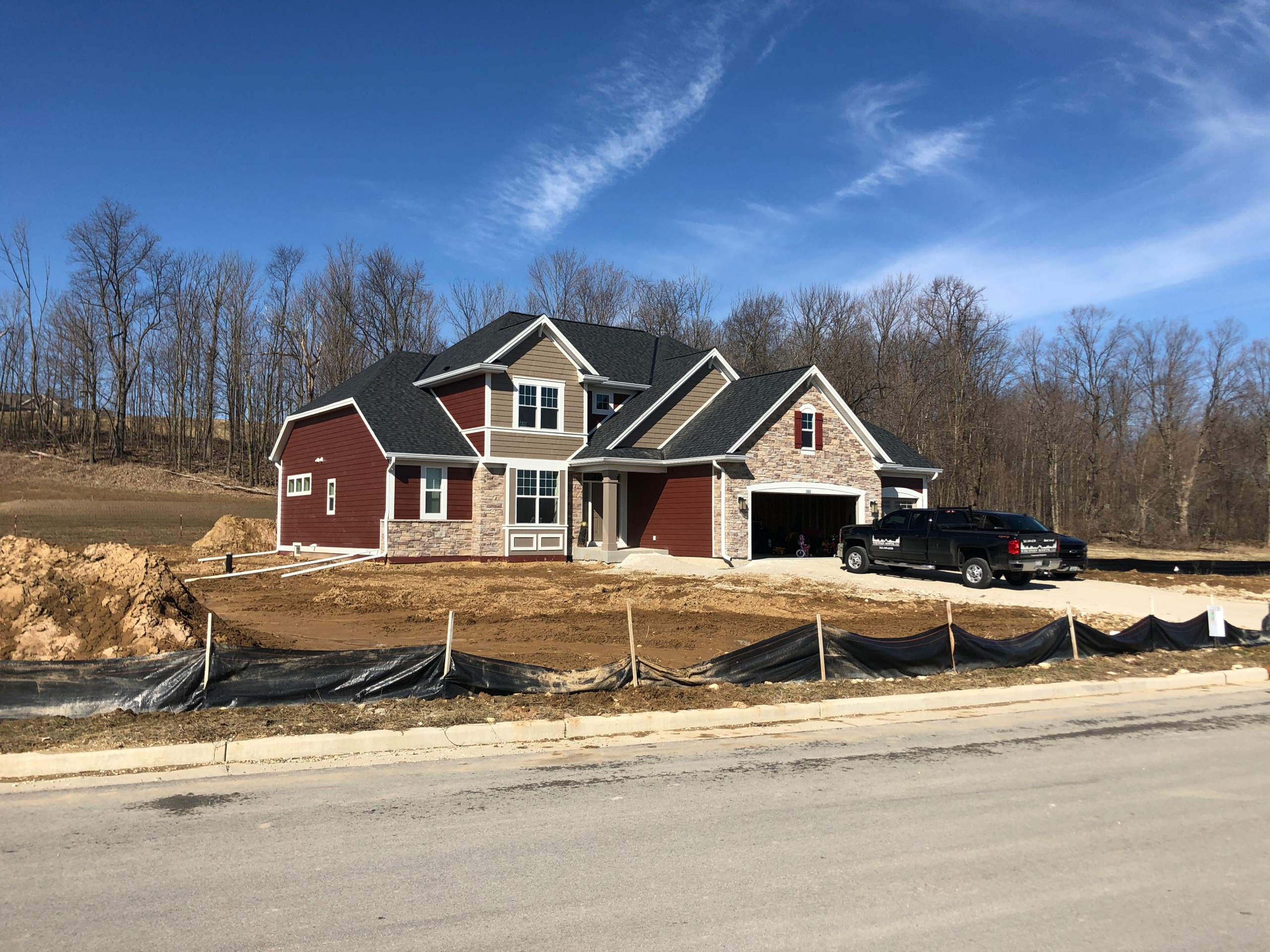 Wisconsin Roofing LLC | Residential | New Construction | Mukwonago
