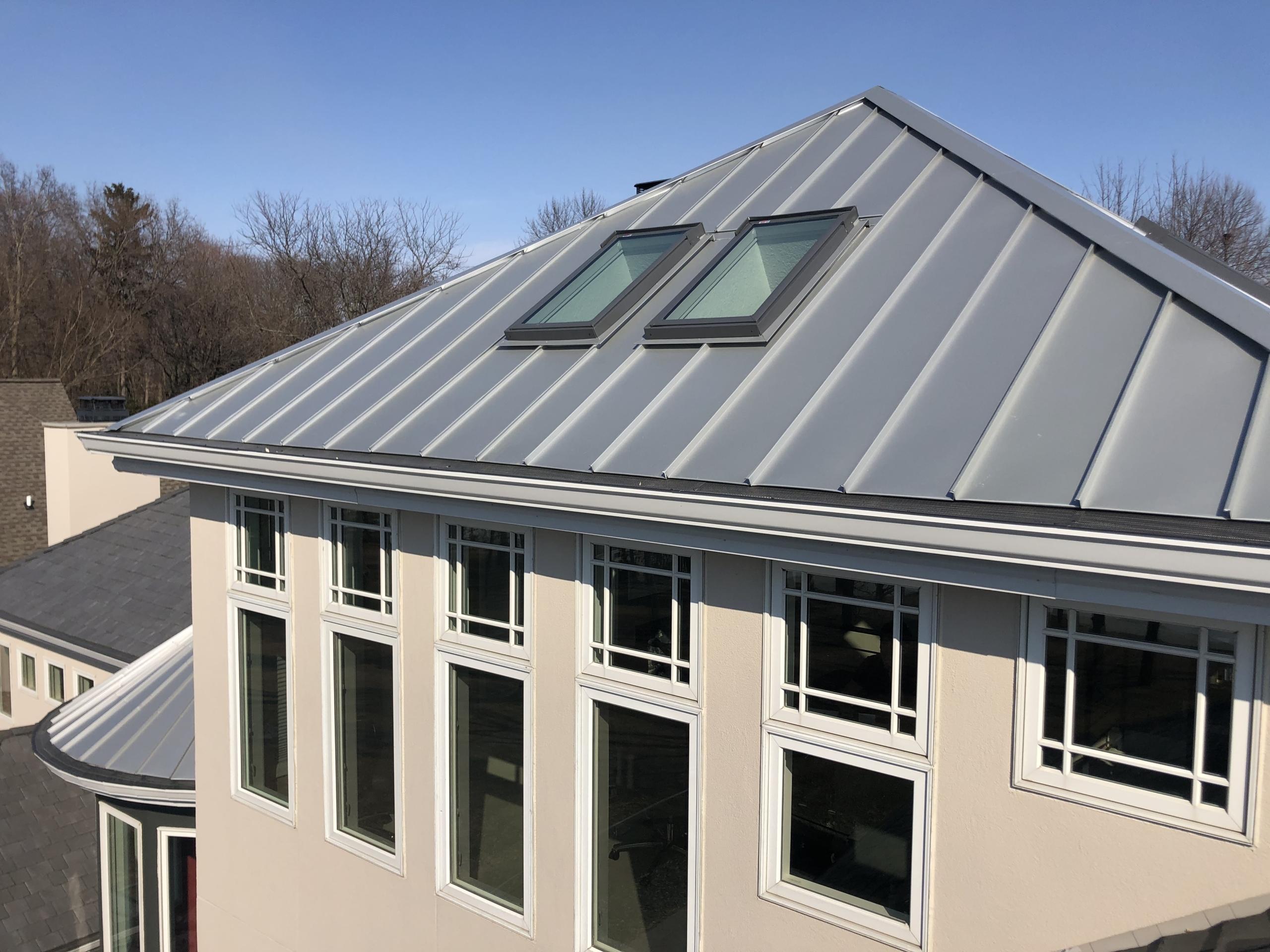 Wisconsin Roofing LLC | Residential | Elkhart Lake | Metal roof