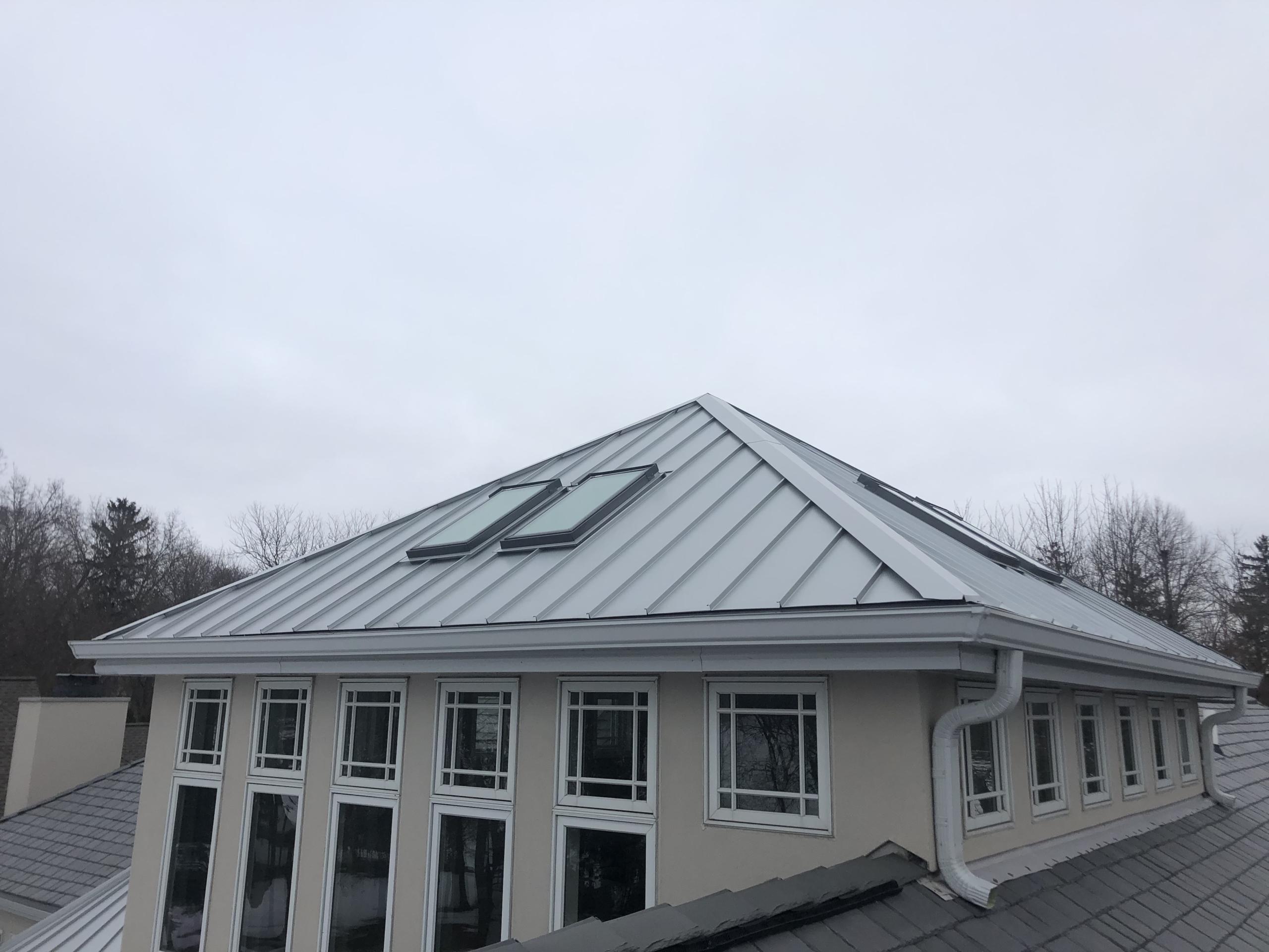Wisconsin Roofing LLC | Residential | Elkhart Lake | Metal roofing