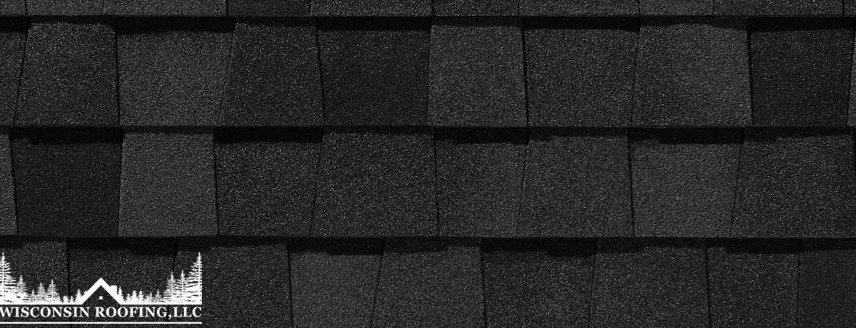 Wisconsin Roofing LLC | Landmark | Certainteed | Max Def Moire Black
