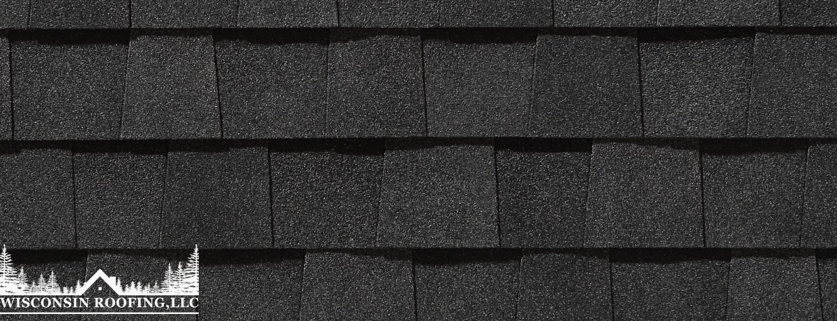 Wisconsin Roofing LLC | Landmark | Certainteed | Moire Black
