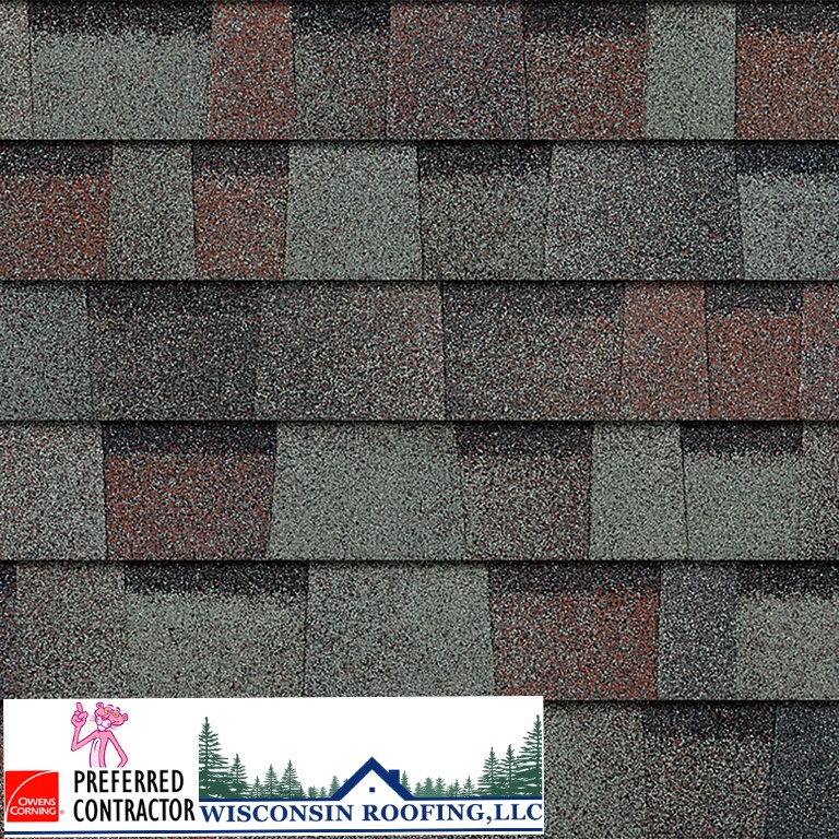 Wisconsin Roofing LLC | Owens Corning | Duration | Colonial Slate