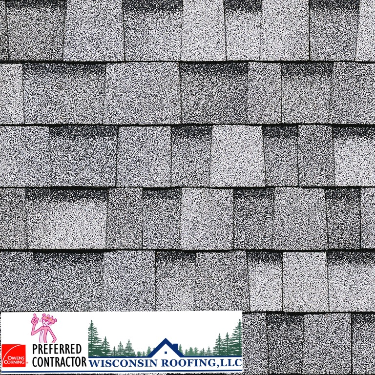 Wisconsin Roofing LLC | Owens Corning | Duration | Sierra Gray