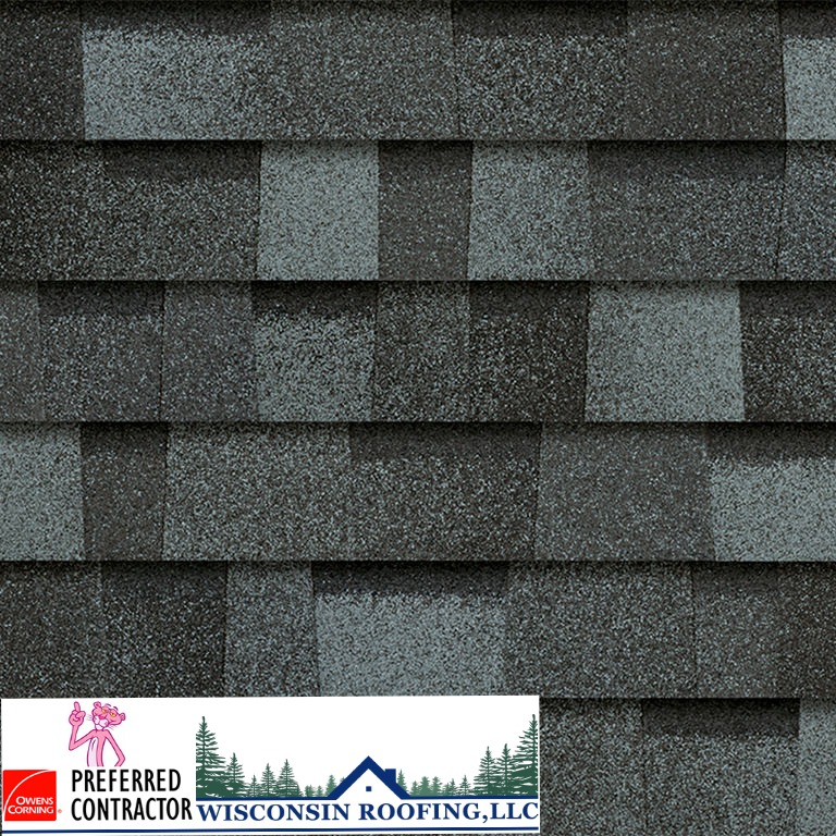 Wisconsin Roofing LLC | Owens Corning | Duration | Slatestone Gray