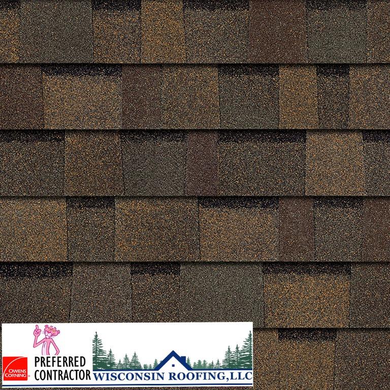 Wisconsin Roofing LLC | Owens Corning | Duration | Teak