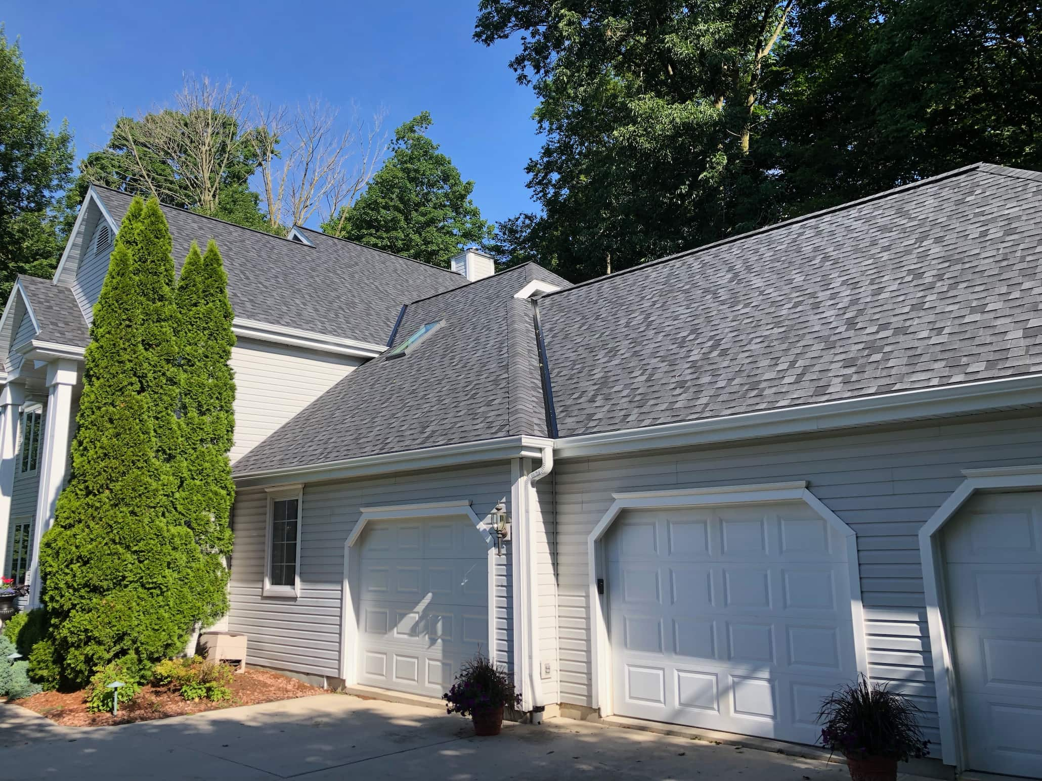 Wisconsin Roofing | Plymouth WI Roofing | Three Car Garage